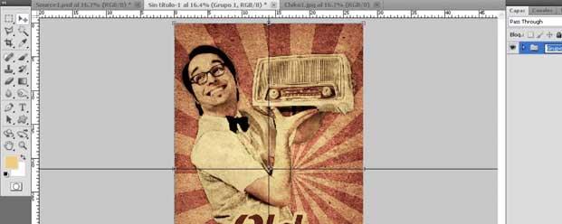 los-7-mejores-tutoriales-de-photoshop---006-cartel-con-efecto-vintage