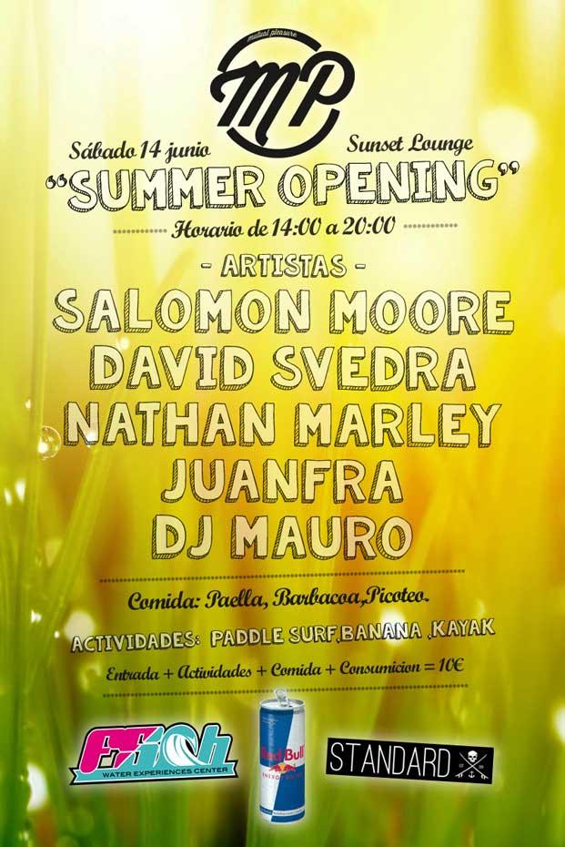 tendencias tipograficas fuentes gratis free fonts cartel summer opening