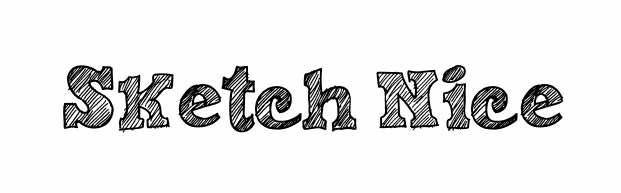 tendencias tipograficas fuentes gratis free fonts sketch nice