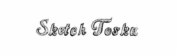 tendencias tipograficas fuentes gratis free fonts sketch toska