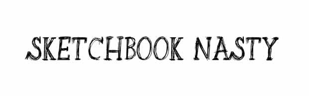 tendencias tipograficas fuentes gratis free fonts sketchbook nasty
